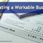 Creating a Workable Budget
