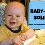 Baby-led Solids