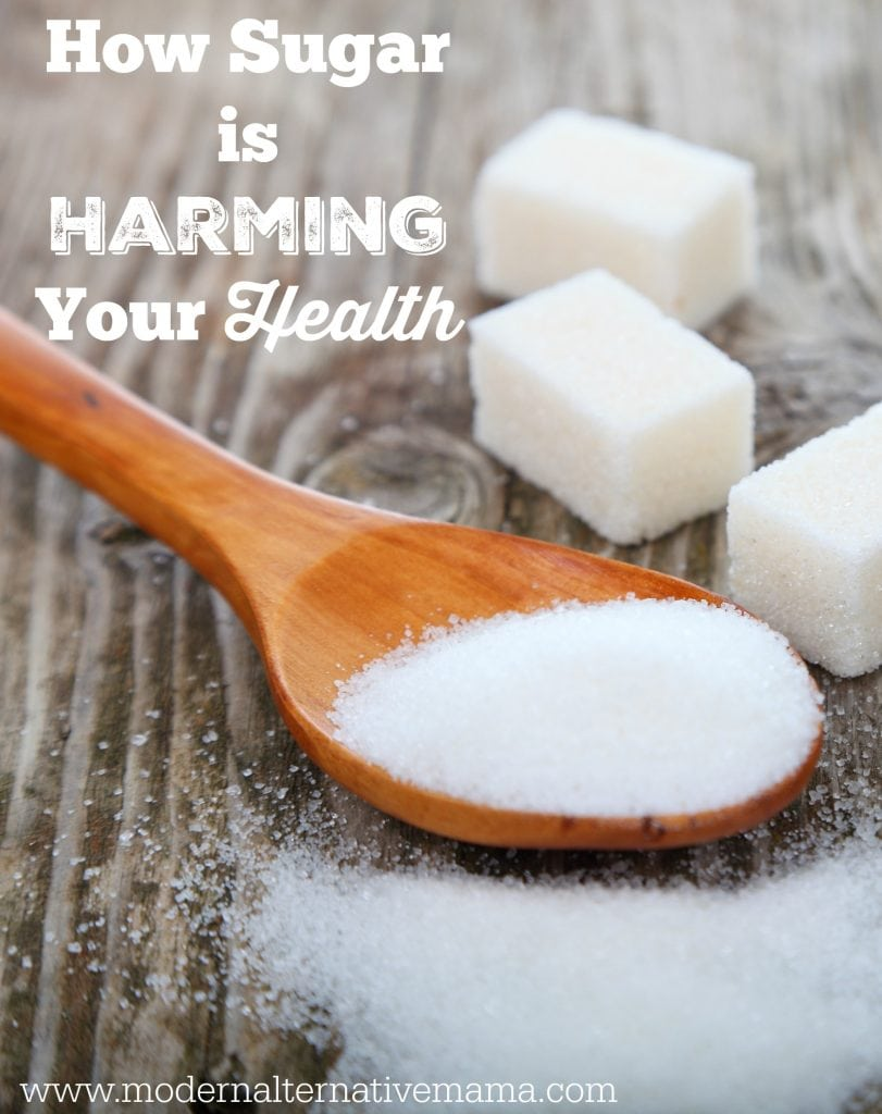 How Sugar is Harming Your Health
