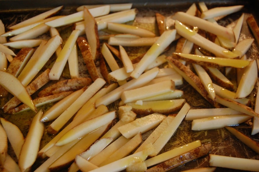 seasoned fries
