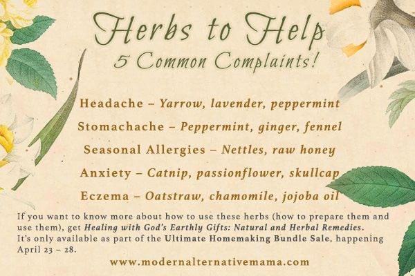 herbal card