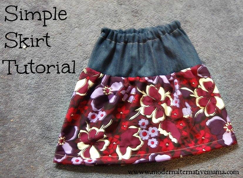 skirt edit