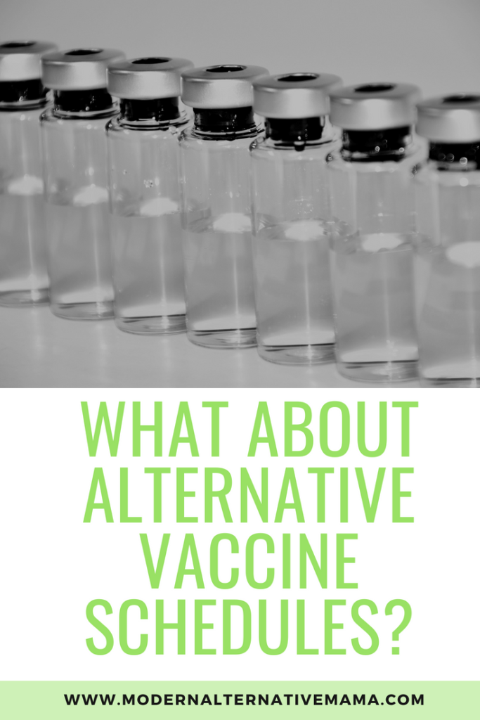 What About Alternative Vaccine Schedules?