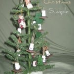 Keeping Christmas Simple and Special