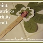 Saint Patrick's Trinity Craft