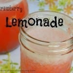 Recipe Collection: Strawberry Lemonade {Guest Post}