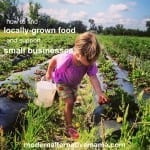 How to Find Locally-Grown Food & Support Small Businesses