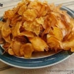 Recipe Collection: Sweet Potato Chips