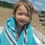 Monday Health & Wellness: Our Summer Bucket List