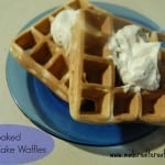 Recipe Collection: Carrot Cake Waffles