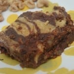 Recipe Collection: Grain-Free Chocolate Walnut Cheesecake Brownies