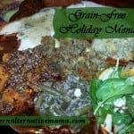 A Grain-Free Holiday Menu