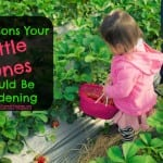5 Reasons Your Little Ones Should Be Gardening