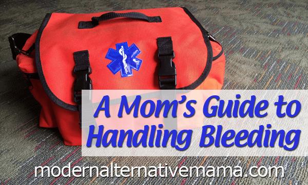 handling bleeding