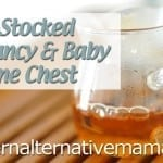 The Well-Stocked Medicine Chest for Pregnancy and Baby
