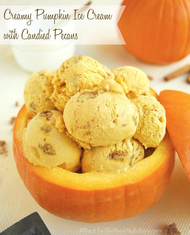 Pumpkin Ice Cream Roll Recipe: 30+ Recipes For Celebrating A Nourishing Real Food
