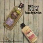 natural beauty swaps edit
