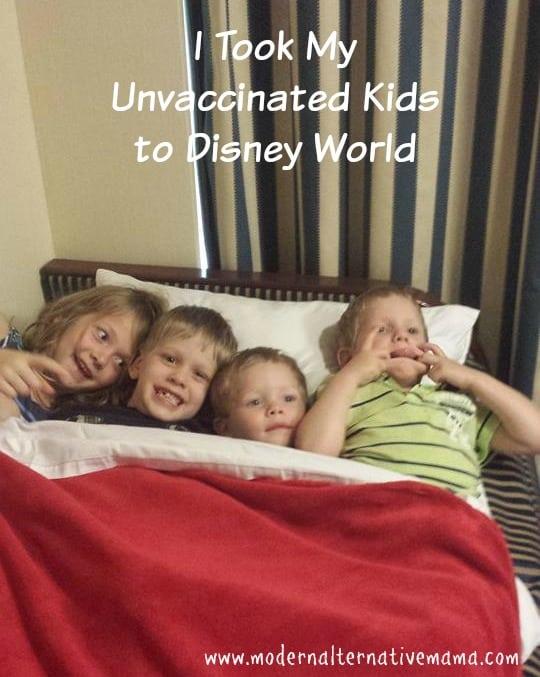 Kids at Disney edit