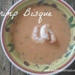 Recipe Collection: Shrimp Bisque