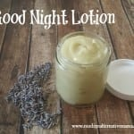 good night lotion edit