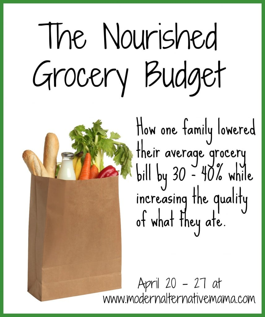 nourished grocery budget 3