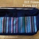 DIY Summer First Aid Kit