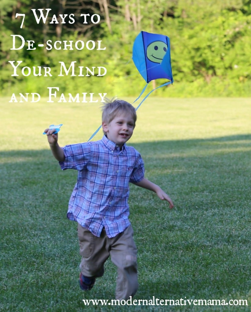 de-school your mind and family