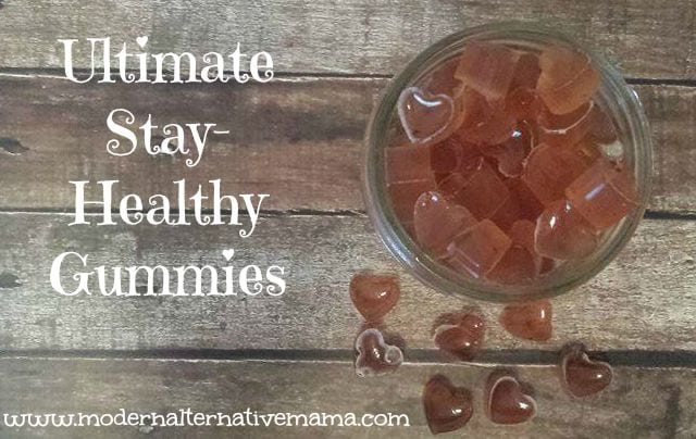 Ultimate Stay-Healthy Gummies