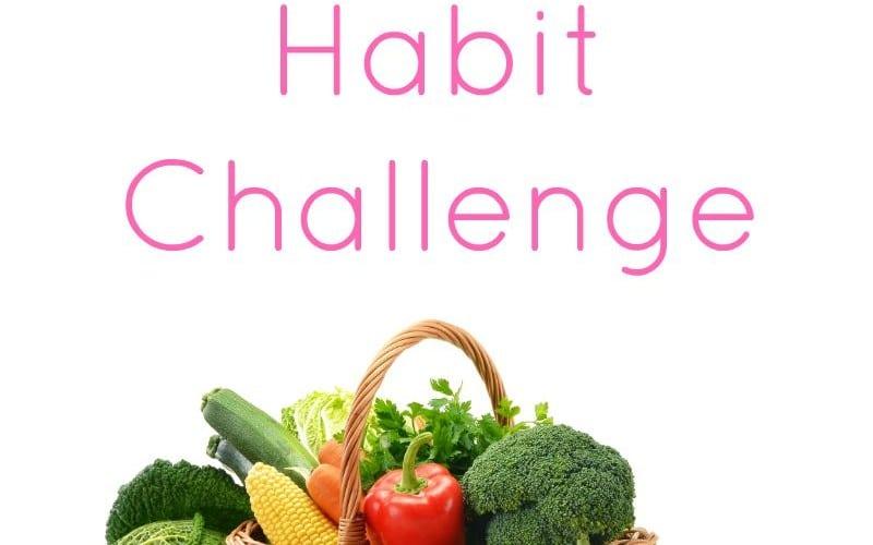 31 Day Healthy Habit Challenge