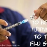 flu shot natural alternatives