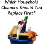 Which Household Cleaners Should You Replace First? {Quiz} | by Virginia George at Modern Alternative Mama