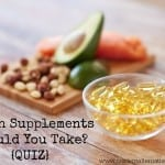 which supplements should you take