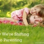 shifting to parenting