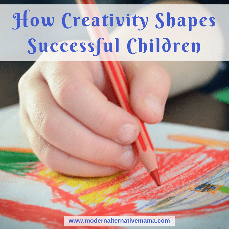 How Creativity Shapes Successful Children