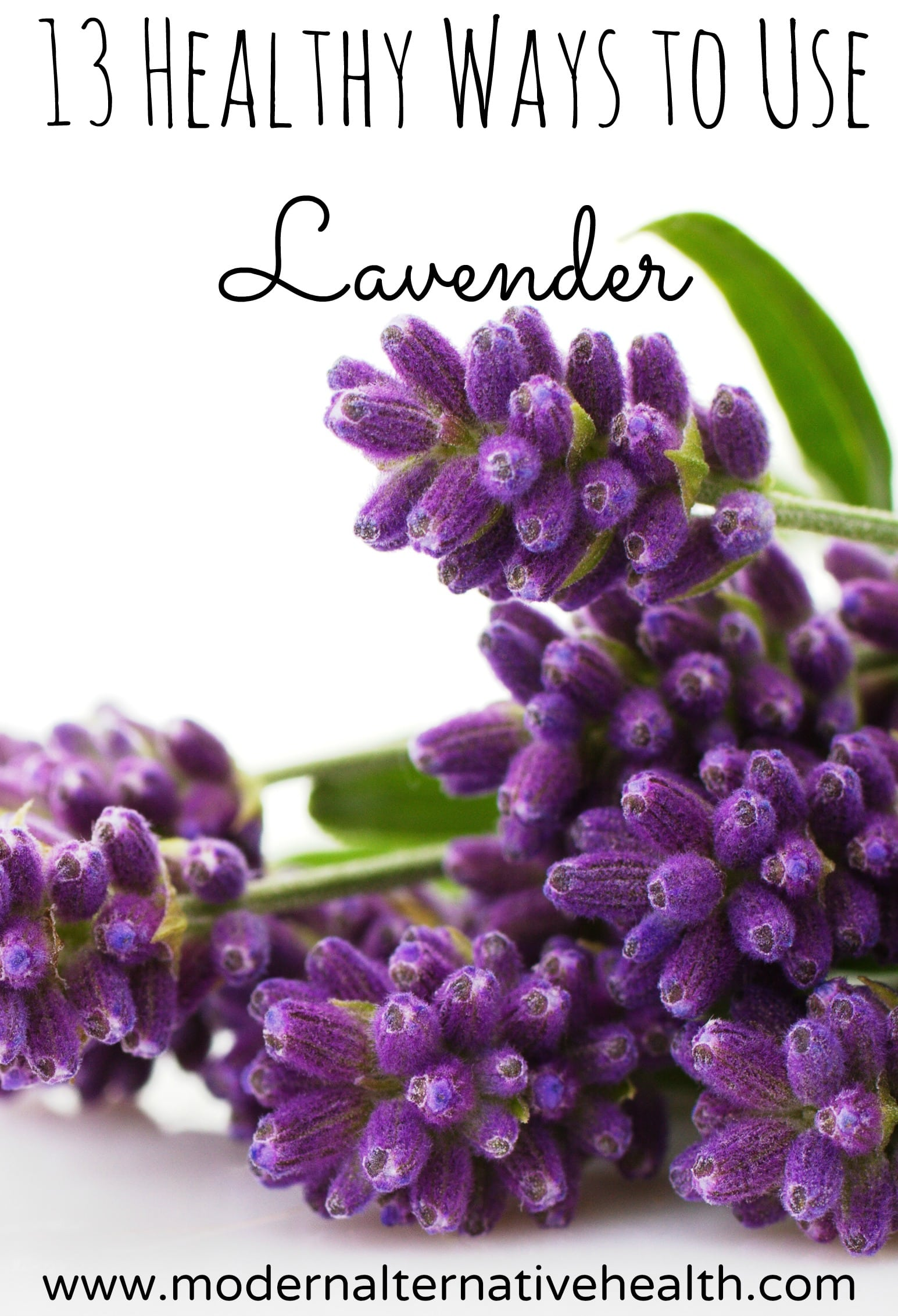 13 Healthy Ways to Use Lavender