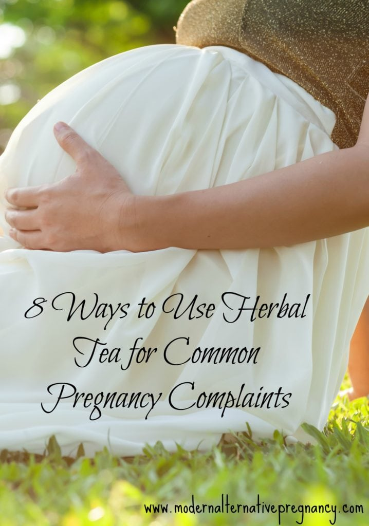 8 Ways to Use Herbal Tea for Common Pregnancy Complaints pinterest
