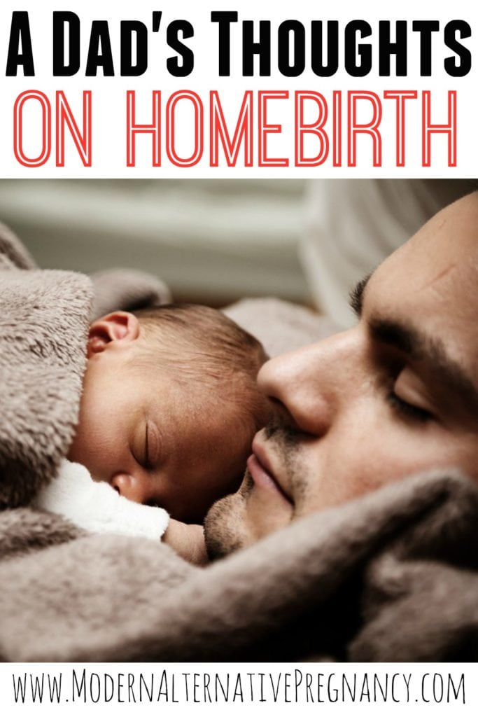 A Dad's Thoughts on Homebirth