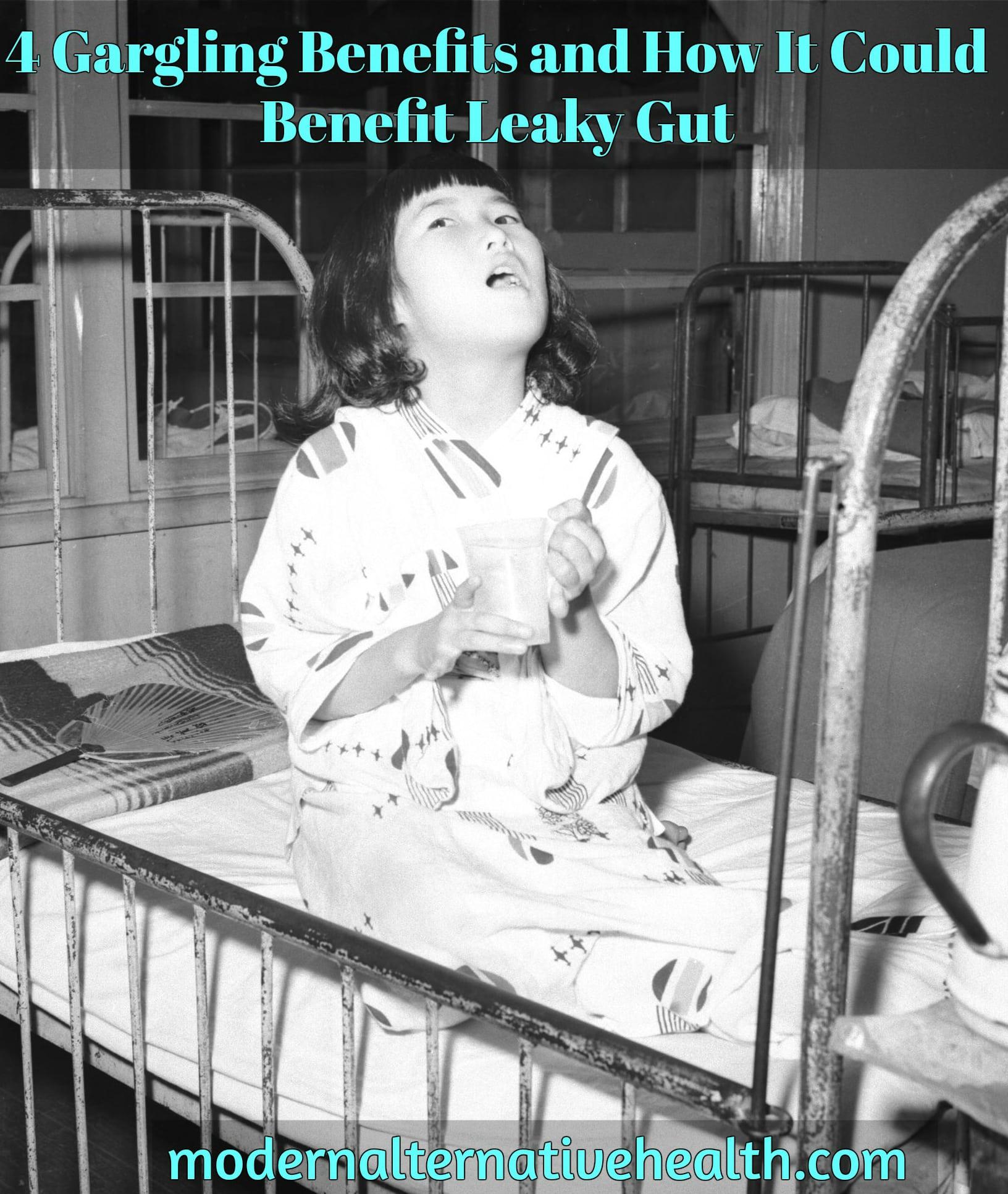 4 Gargling Benefits