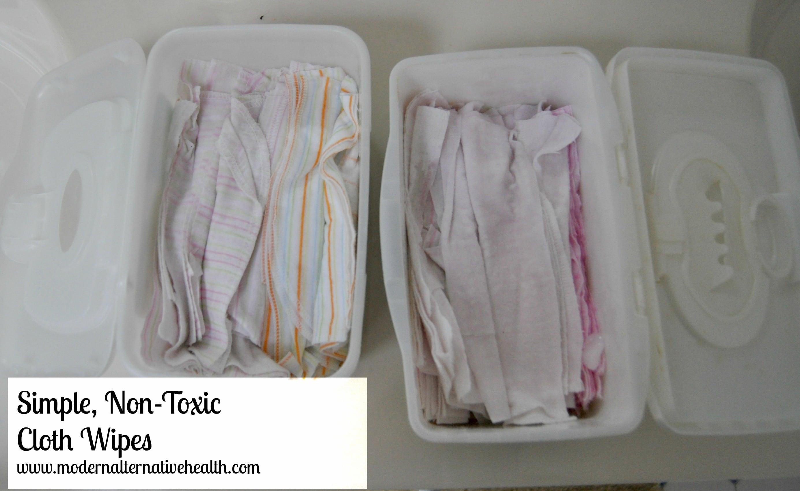 DIY Cloth Wipes