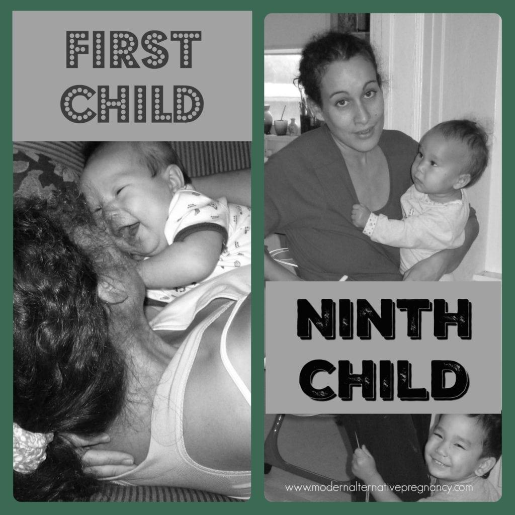 First Child vs Ninth Child