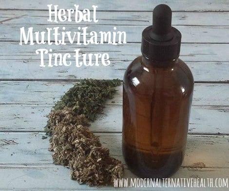 Herbal Multivitamin Tincture