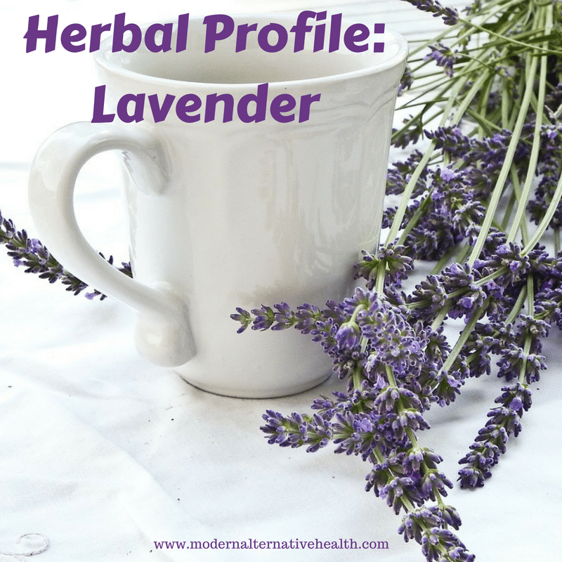 Herbal Profile: Lavender