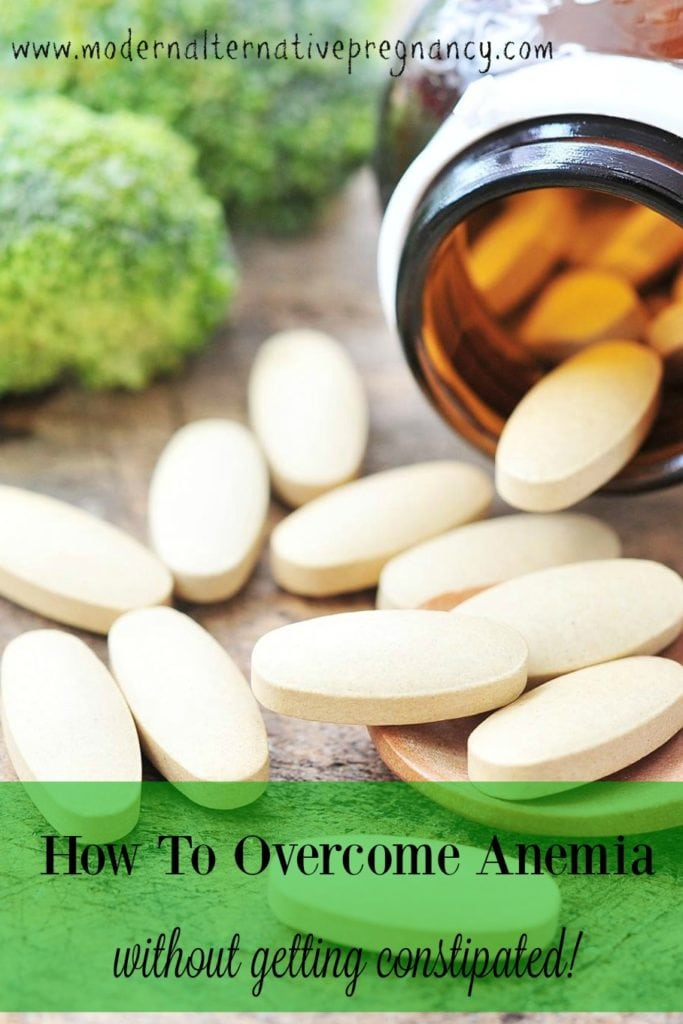 How To Overcome Anemia Without Constipation