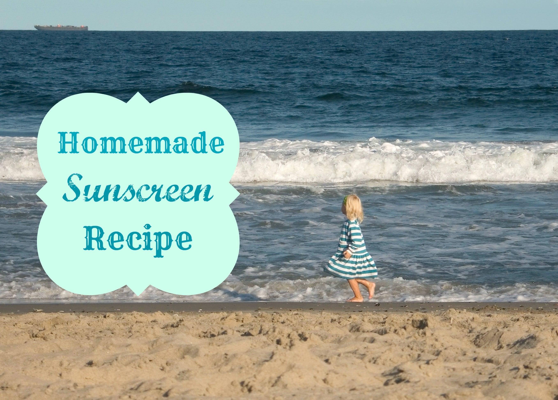 MAH Sunscreen Recipe Post