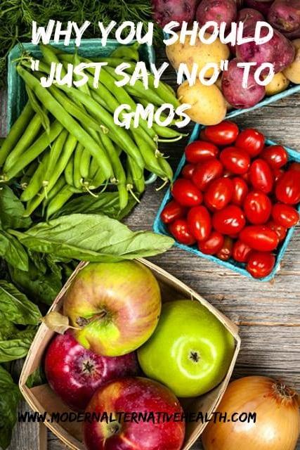 Say No to GMOs 2