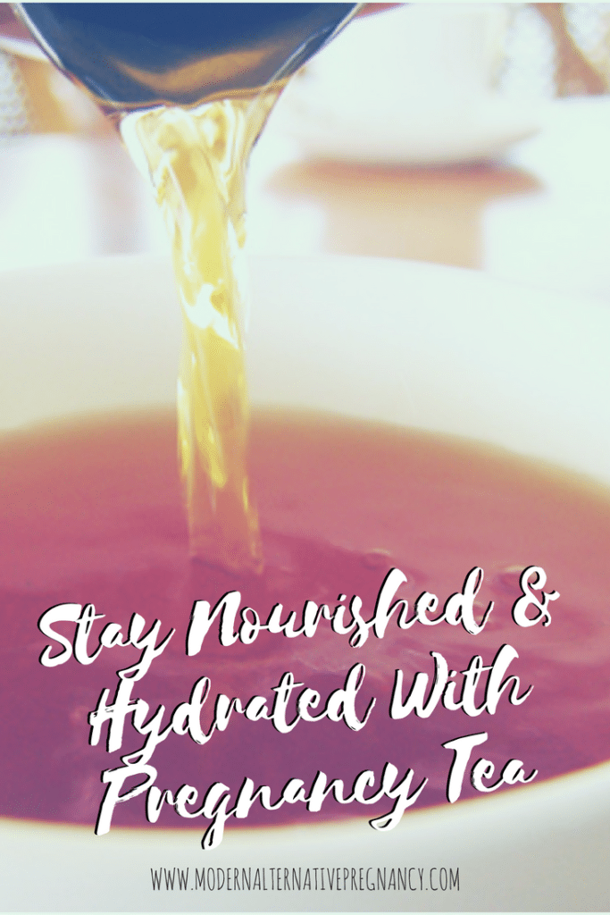 Stay Nourished and Hydrated With Pregnancy Tea