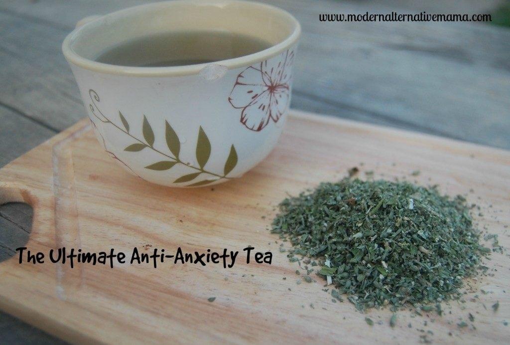 anti-anxiety tea edit
