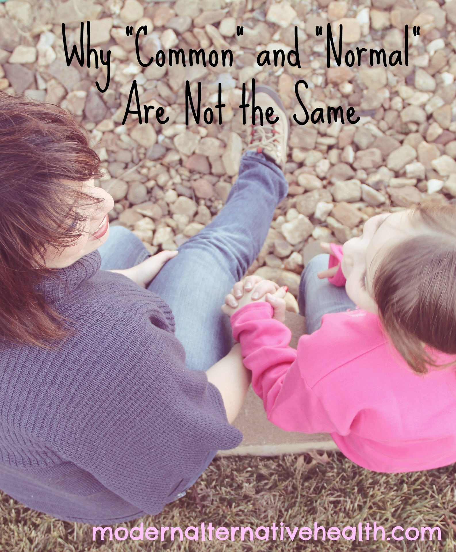 why common and normal are not the same