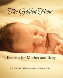 The Golden Hour: Benefits for Mother and Baby