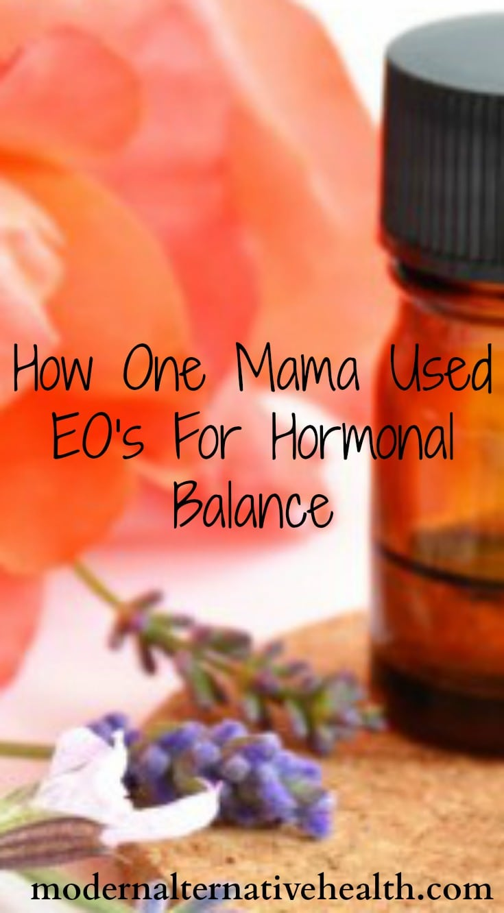 How One Mama Used EO's for Hormonal Balance